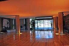 nite Habitation Marseille, Le Corbusier, human scale, modern architecture, entrance