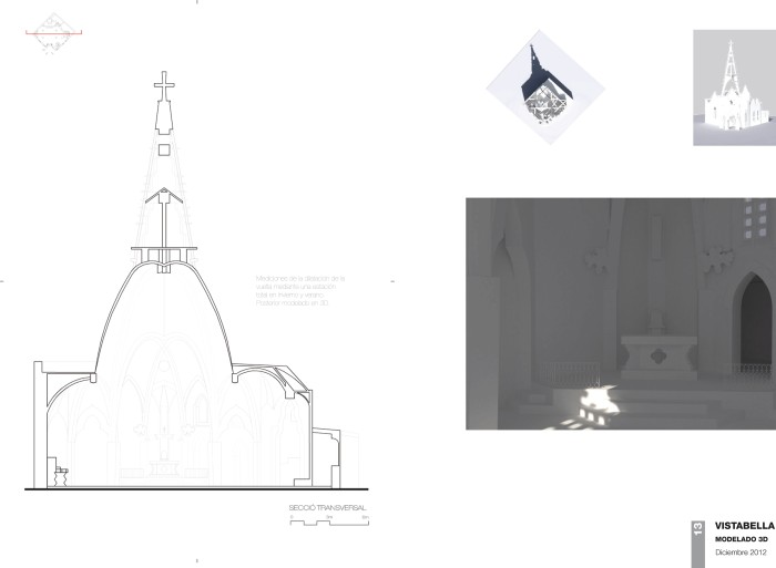 Section and renders