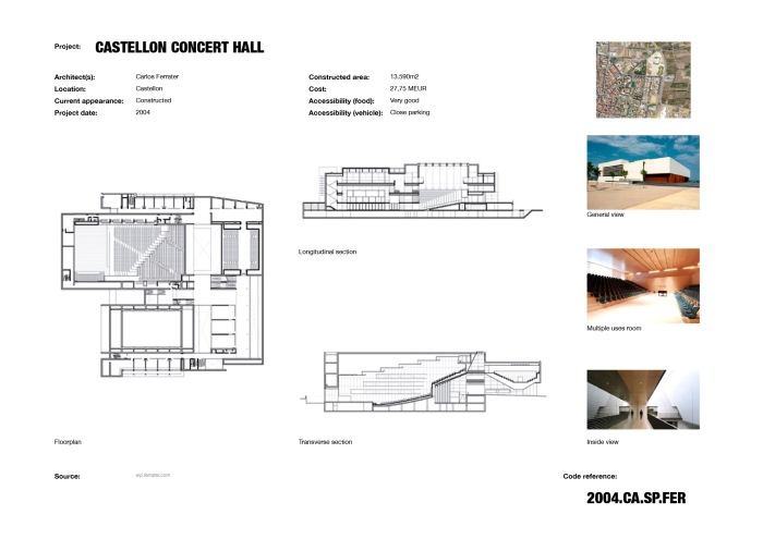 29-Castellon Concert Hall