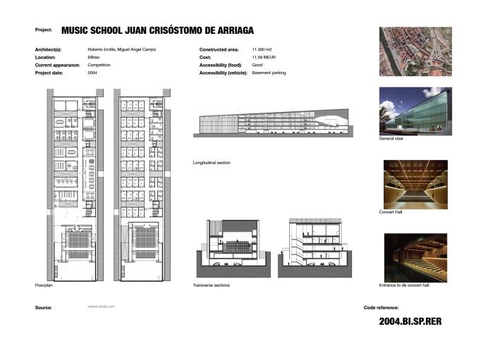 35-Music school Arriaga