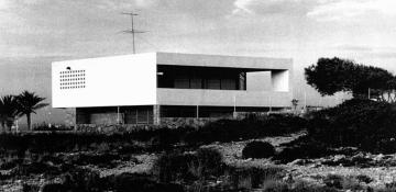 Casa Nieto Antúnez, Bonet, Salou, Modern Architecture, 1963