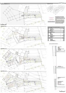 Second presentation: floorplans