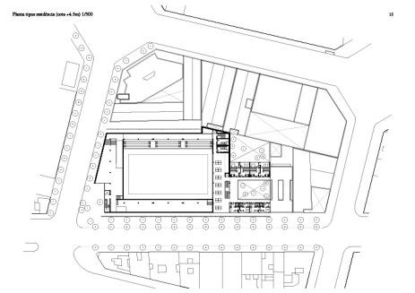 Type plan - residence
