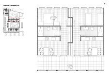 Students residence: 2 apartments